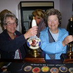 """Our 2012 """"Wet your Whistle"""" exhibition focused on pubs and brewing in the local area. We had our first Real Ale and Cider event, which was a massive success - the visitors drank us dry! We decided to make it an annual event - our second was held on Saturday 25th May this year."""