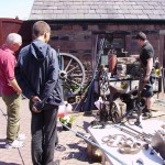 International Blacksmiths Day - this incredible international event celebrates the skills of the blacksmith. The Smithy is the only venue in Britain to take part. We host live blacksmithing and wheelwrighting demonstrations to keep these traditional crafts alive at the Smithy and give visitors a glimpse into the past. This year, IBD falls on Saturday 25th May.