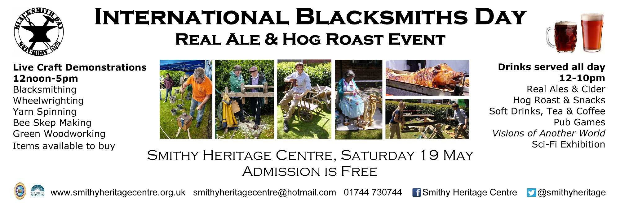 International Blacksmiths Day