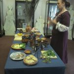 Heritage Open Weekend 2016 included a Tudor banquet, with food made from original recipes by the Curators