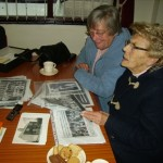 Doreen and Penny gave us over an hour of incredible memories and snippets of information