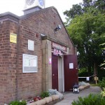 The Village Hall was taken over for Heritage Open Weekend by the Curators