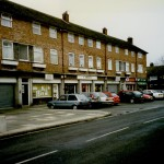 Gillars Green shops