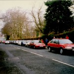 It's still a nightmare to park outside Christ Church 16 years on!