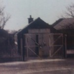 The Smithy when it had fallen into disrepair