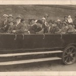 Charabanc trip to Southport from Christ Church Eccleston