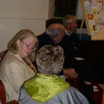 Sharing memories at Christ Church Eccleston