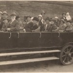 Charabanc trip, Christ Church, Eccleston